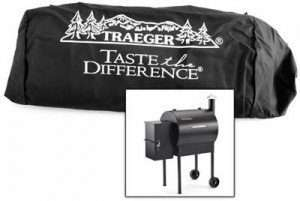 traeger lil tex elite cover
