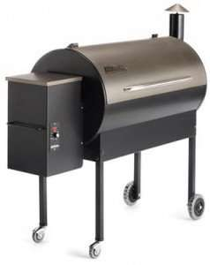 Traeger Texes pellet grill
