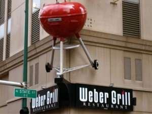 Weber grill book