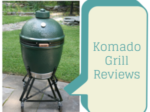 kamado grill reviews