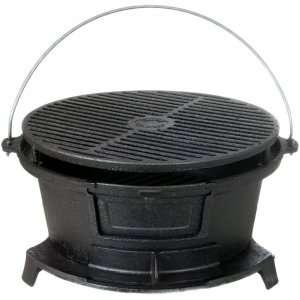 cajun cookware classic hibachi grill
