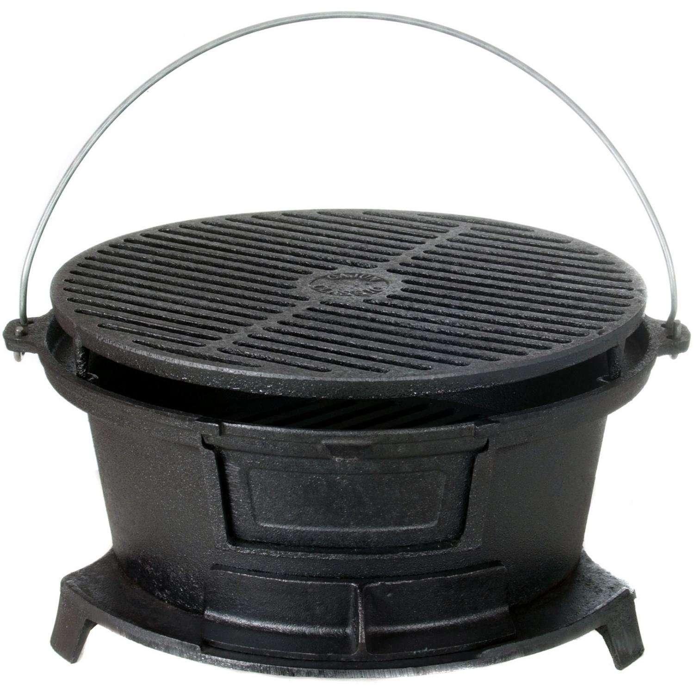 Cajun cookware Classic Hibachi Grill Review