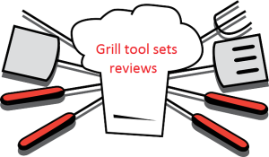 grill tool set reviews