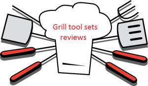 grill tool set reviews