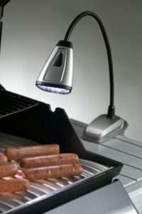 Light It LED wireless multiflex clip on BBQ light