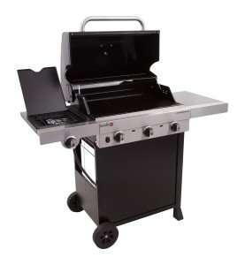 3 burner char broil infrared grill