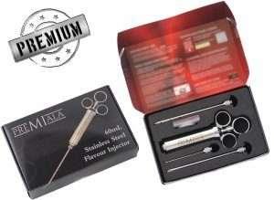 Premiala 2Oz meat injector kit