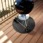 grill pad for under Weber Smokey Joe