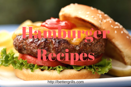 Best hamburger recipes