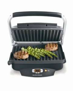 Hamilton Beach 25331 steak lovers grill review