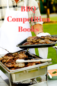 bbq competition books with champion recipes