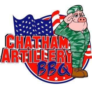 Chatham artillery BBQ book