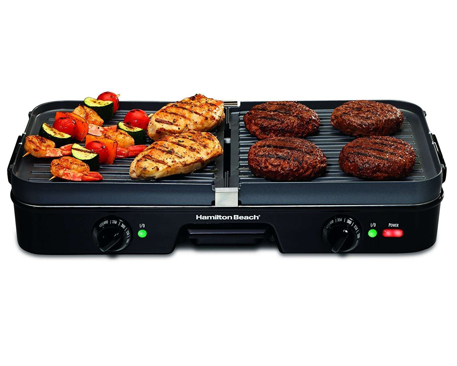 Hamilton beach 38546 3 i1 grill griddle review